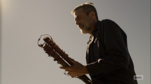 Here's Negan- Lucille breaks- AMC, The Walking Dead