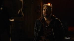 Here's Negan- Negan explains how he found the doctors- AMC, The Walking Dead