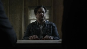 Acheron Part I- Eugene questioned by Commonwealth auditors- AMC, The Walking Dead