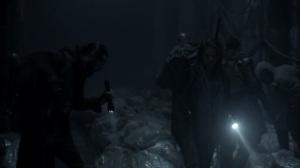 Acheron Part I- Killing walkers in the tunnels- AMC, The Walking Dead
