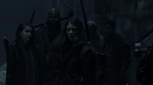 Acheron Part I- Maggie accused of bringing Negan to die- AMC, The Walking Dead