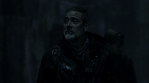 Acheron Part I- Negan believes that Maggie is leading everyone on a death march- AMC, The Walking Dead