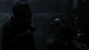 Acheron Part I- Train stuck in the tunnel- AMC, The Walking Dead