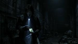 Acheron Part II- Daryl reads a note- AMC, The Walking Dead