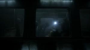 Acheron Part II- Daryl shoots down walkers in the train- AMC, The Walking Dead