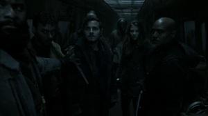 Acheron Part II- Maggie chooses to not help Gage- AMC, The Walking Dead