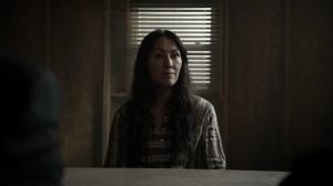 Acheron Part II- Yumiko speaks with Clark and Evans- AMC, The Walking Dead