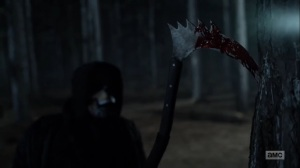 Hunted- Reapers attack- AMC, The Walking Dead