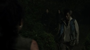 On the Inside- Connie and Kelly reunited- AMC, The Walking Dead