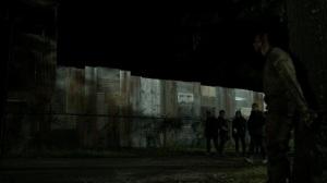 On the Inside- Frost reanimated as a walker- AMC, The Walking Dead