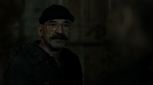On the Inside- Pope tells the Reapers that he talked with Frost- AMC, The Walking Dead