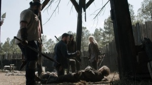 Out of the Ashes- Finding a Whisperer at Hilltop- AMC, The Walking Dead