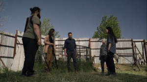 Out of the Ashes- How to deal with Alexandria's walls- AMC, The Walking Dead