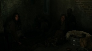 Out of the Ashes- Whisperers in the Hilltop cell- AMC, The Walking Dead