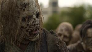 Promises Broken- Elijah sees his sister as a walker- AMC, The Walking Dead