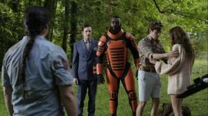 Promises Broken- Lance and Mercer arrive- AMC, The Walking Dead