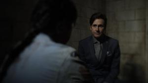 Promises Broken- Lance asks where Eugene's community is located- AMC, The Walking Dead