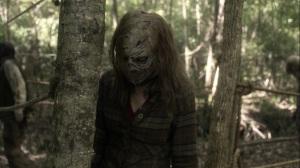 Promises Broken- Maggie leads around walkers- AMC, The Walking Dead