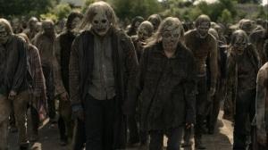 Promises Broken- Maggie takes Elijah's hand- AMC, The Walking Dead