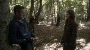 Promises Broken- Maggie tells Negan that she needs four strangers- AMC, The Walking Dead
