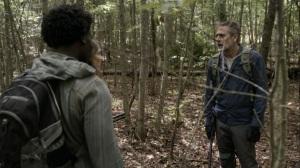 Promises Broken- Negan and Maggie make a deal- AMC, The Walking Dead