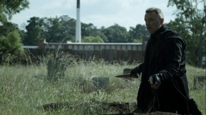 Promises Broken- Reaper pulls out a blade- AMC, The Walking Dead