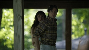 Promises Broken- Sebastian and his girlfriend almost attacked by walkers- AMC, The Walking Dead