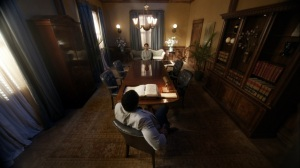 Promises Broken- Yumiko is told of her future role at the Commonwealth- AMC, The Walking Dead