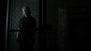Rendition- Leah wants Daryl to tell her the truth- AMC, The Walking Dead