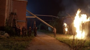 Rendition- The Reapers welcome Daryl into their ranks- AMC, The Walking Dead